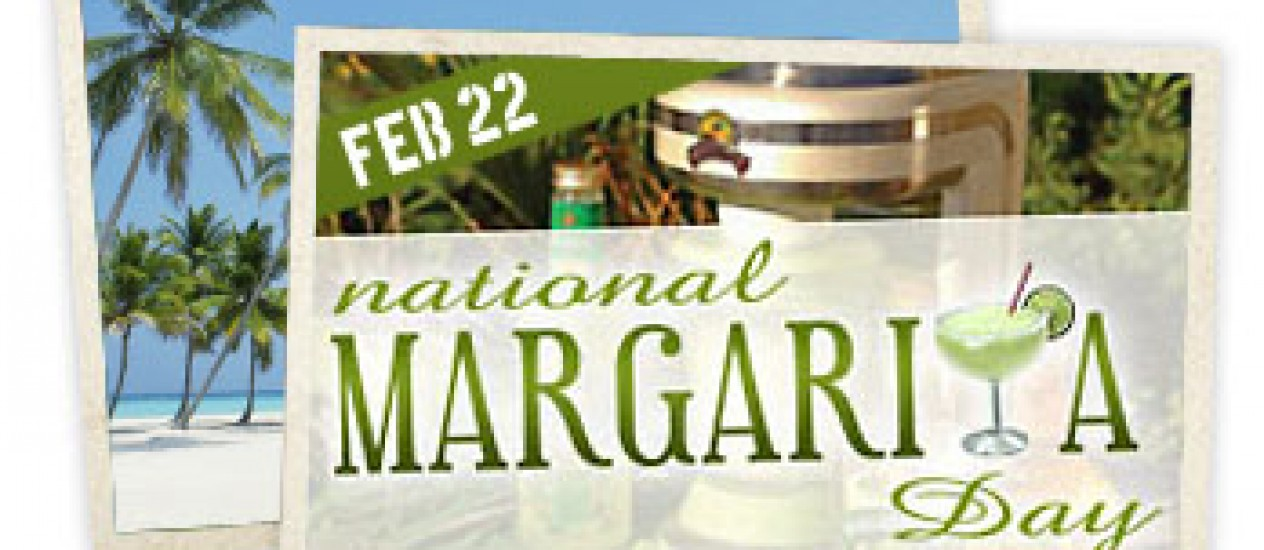 National Margarita Day! – Cheers Misfits!