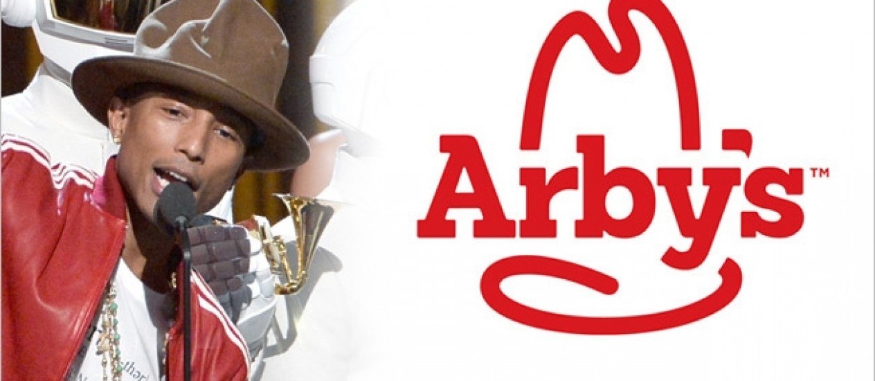 Arby's Gets Their Hat Back!
